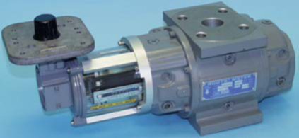 3m300 2 Quot Flanged High Pressure Rotary Meter