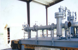 GAS-Handling Systems